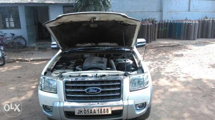 Ford endeavour model (Hurricane)
