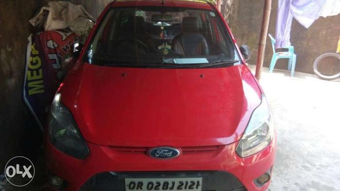 Ford Figo diesel 83000 Kms 2011 year