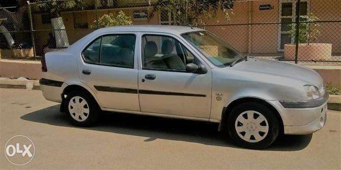 Ford Ikon 1.8 Zxi, 2005, Diesel