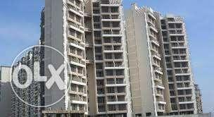Fresh painted 2 BHK with modular Kitchen, cupboard, ac