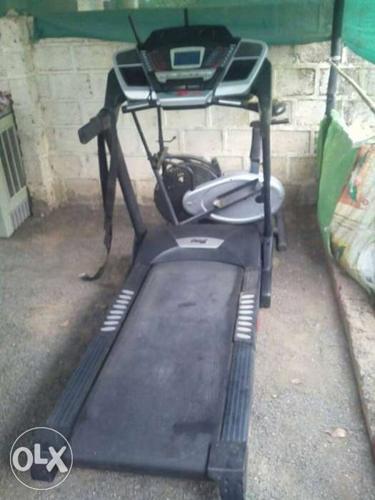 Fuel finess fully automatic treadmill heavyduty in