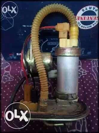 Fuel inject pump service