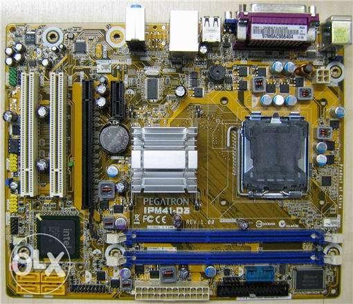 G41 Chip Set Motherboard