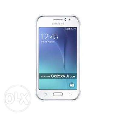 Galaxy j1 5month old original charger head fone