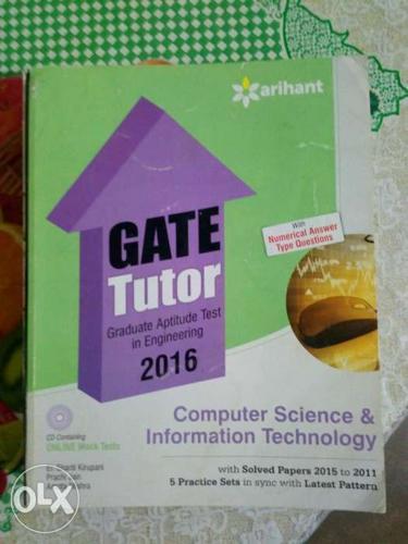 Gate arihant computer science & information