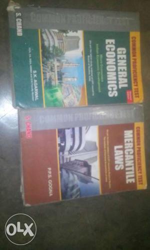 General Economics And Mercantile Laws Books