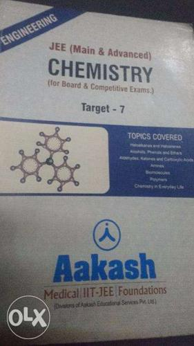 Go Through To New Aakash Booke For Jee Mains Addition
