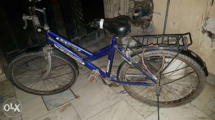 Good bicycle with good condition.