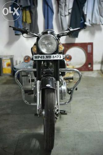 Good cndition Royal enfield Bullet 350 CC for Sale in Jabalpur