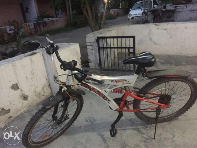 Good condition cycle 8 months used market price