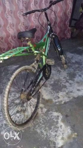 Good condition cycle only 1500