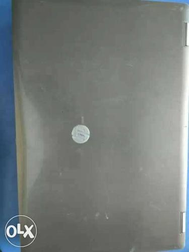 Gray HP Laptop