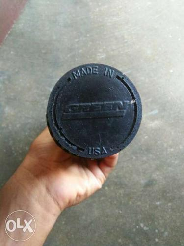 Green filter. High power filter for bike. Made in