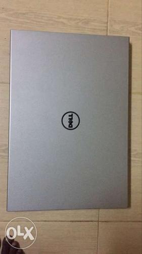 Grey Dell Laptop