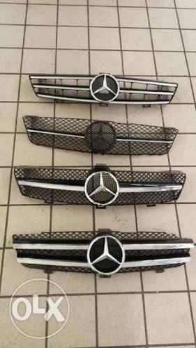 Grills for Audi BMW Mercedes Benz. Retail and