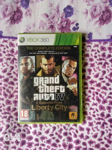 GTA 4 games