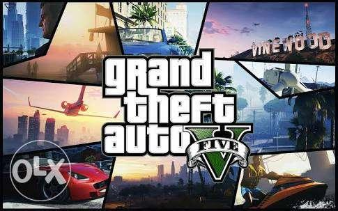 Gta 5 and all other games are available