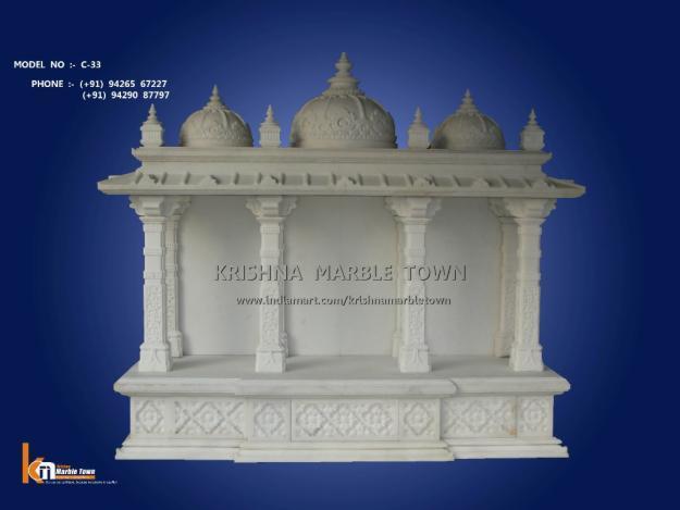 Home Marble Temple With Doors Joy Studio Design Gallery Best Design