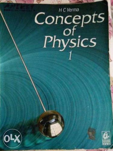 Hc verma concepts of physics 1