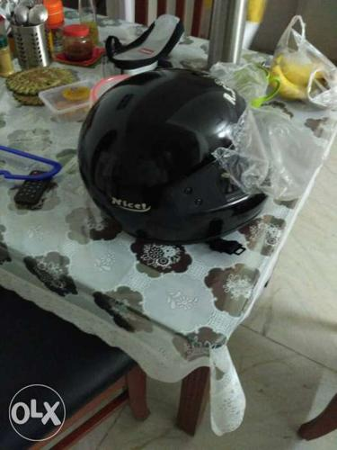 Helmet unused of isi mark new of R Star with box