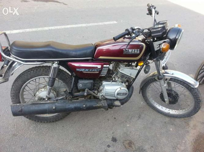 Here Iam having A offer my yamaha bike for Sale in Hosur