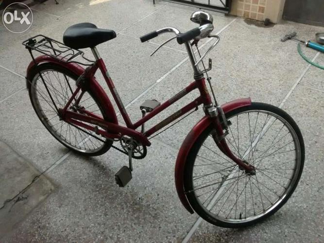 Hero 18 inch cycle