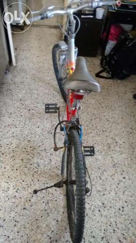 Hero 21-Gear bicycle
