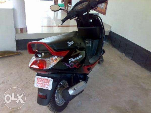 Hero honda pleasure for Sale in Patancheru, Andhra Pradesh