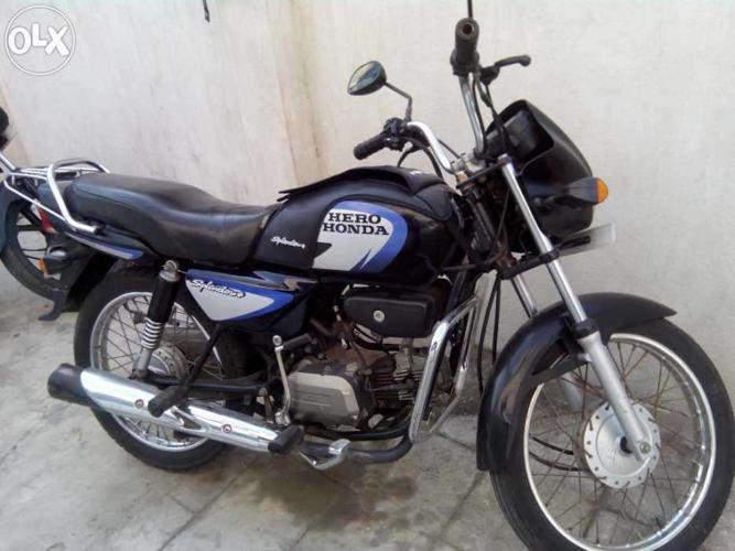 Hero honda splender plus 2011 model.single owner