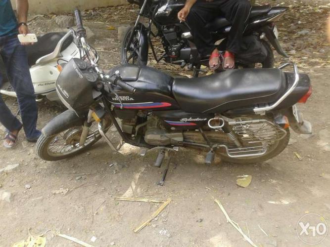 Hero honda splendor plus for Sale in Jamnagar, Gujarat