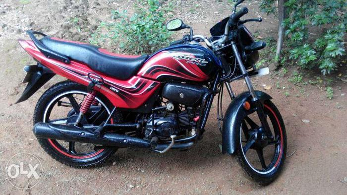 Hero Passion 26000 Kms 2014 year