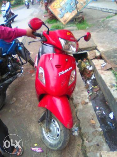 Hero Pleasure 19000 Kms 2009 year