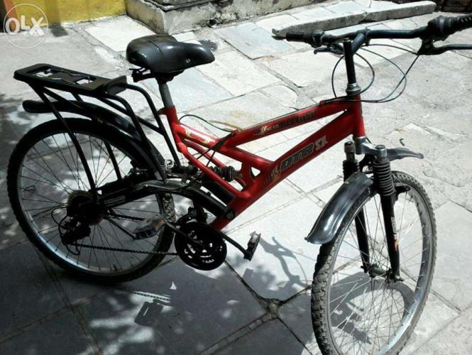 4a1d0e6c70f Hero ranger dtb bicycle for sell for Sale in Parbhani, Maharashtra ...