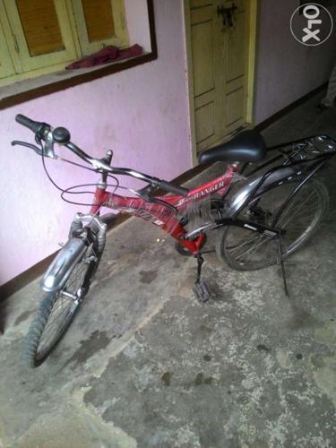 Hero Ranger gear cycle