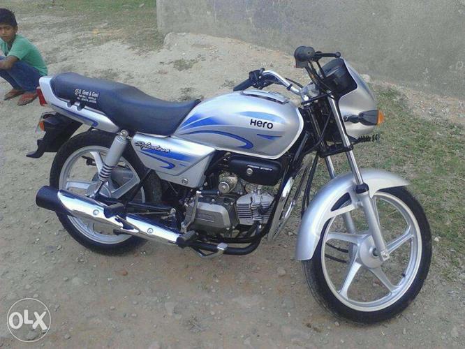 Hero Splender Plus bike for sale for Sale in Patiala, Punjab