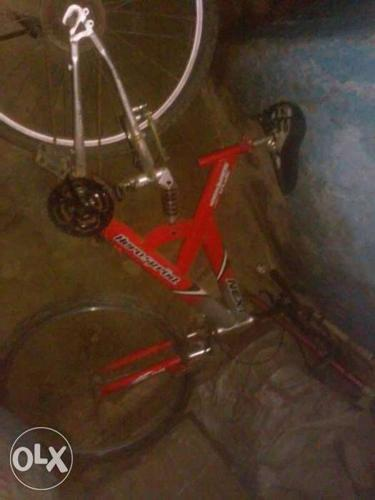 Hero sprint bicycle is good condition