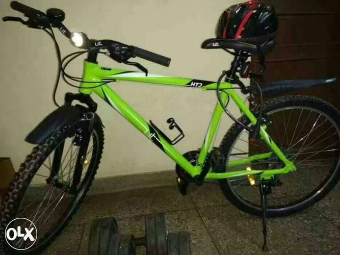Hero ut2. With 7x3 gears front wheel detachable