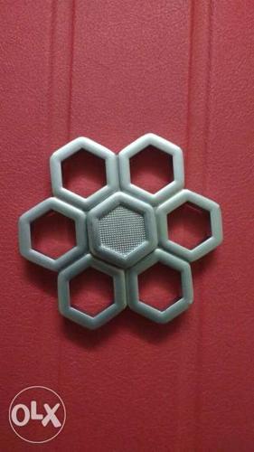 Hexagonal fidget spinner(metal)