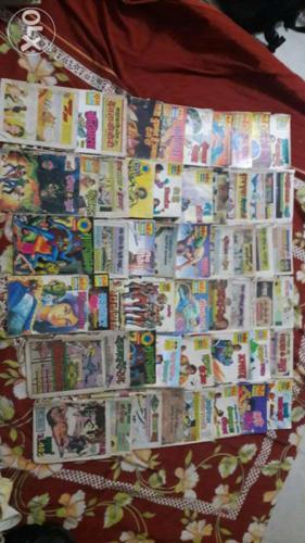 Hindi old rare manoj comics fr sell only 5000 for Sale in Raipur