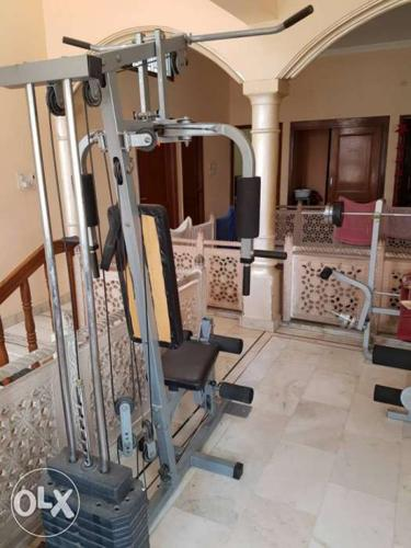 Home Gym in excellent condition. Hardly used.