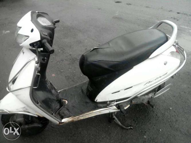 Honda Activa 38000 Kms 2012 year