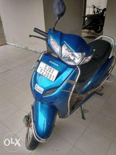 Honda Activa 3G 2016 10500 KM