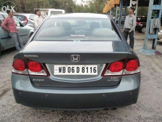 Honda civic in mint condition