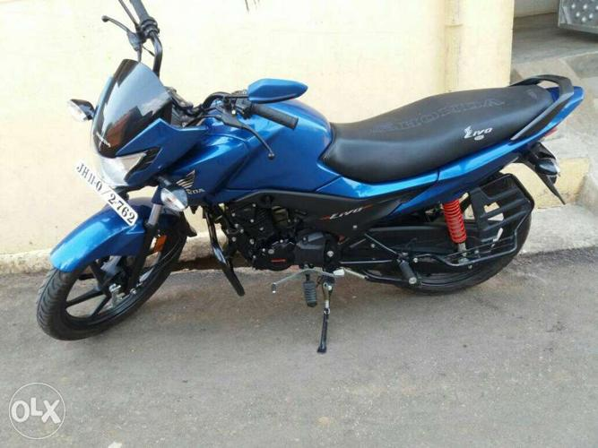 Honda Others 4000 Kms 2016 year