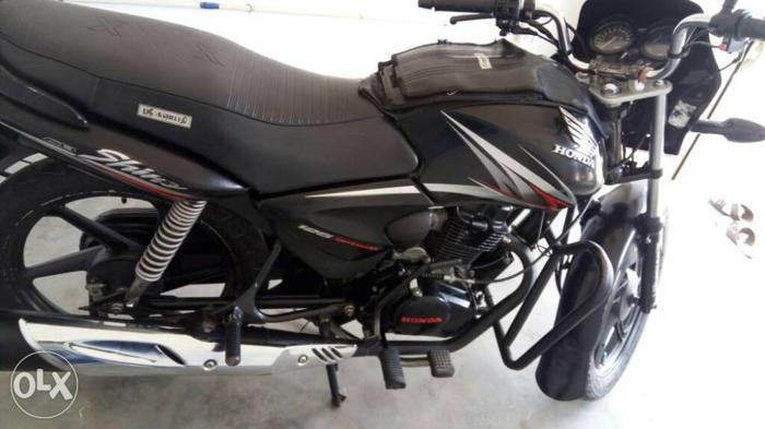 Honda Shine 2011 Model Self Start