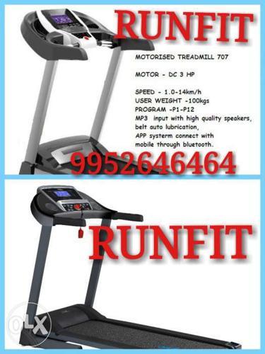 Hosur- RUNFIT treadmill fitness equipment