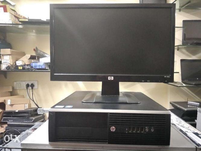 Hp COrei3 2nd Gen Desktop 3.0ghz ,2gb 500 gb 19 Lcd =