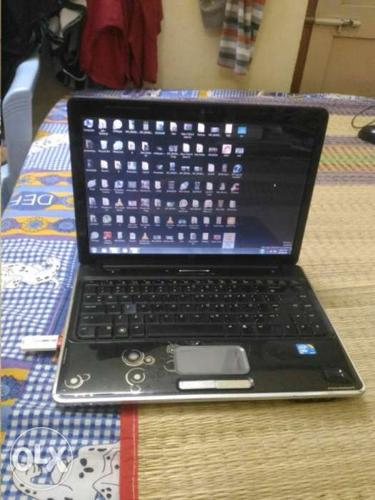 Hp dv4 laptop and good condition