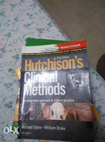 HUTCHINSON CLINICAL METHODS 23 EBOOK