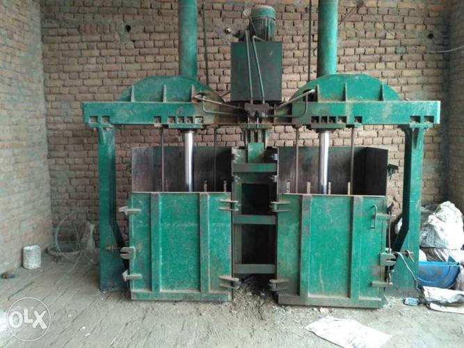 Hydraulic Bailing Press double